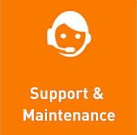 support et maintenance