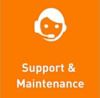 support et maintenance