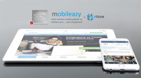 Mobileazy by RTEAM : votre solution mobile globale au meilleur prix... tout simplement